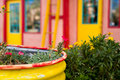 Colorful New Mexico Storefront Royalty Free Stock Photo