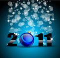 Colorful New Year Celebration Background Royalty Free Stock Photos
