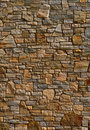 Colorful old stone wall texture Royalty Free Stock Photo