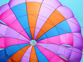 Colorful Parachute Royalty Free Stock Photo