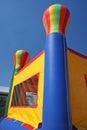 Farbistý oslava odskočiť dom