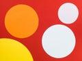 Colorful Pattern Of Geometric ...