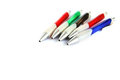 Colorful pens Royalty Free Stock Photography