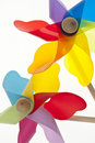Colorful Pinwheel Background Royalty Free Stock Image