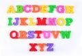 Colorful Plastic Alphabet Lett...