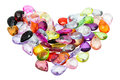 Colorful plastic beads. Stock Photography