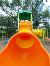 Colorful playground Royalty Free Stock Photo