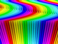 Colorful rainbow color background Stock Photography