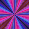 Colorful ray burst background design Royalty Free Stock Photo
