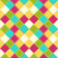 Colorful rhombus background this is file of eps format Stock Photos