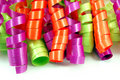 Colorful Ribbons Royalty Free Stock Photos