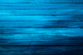Colorful rich blue wooden background texture Royalty Free Stock Photo