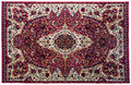 Colorful Rug With Oriental Orn...