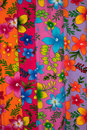 Colorful Sarong Royalty Free Stock Image