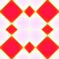 Colorful seamless square tile Royalty Free Stock Photo