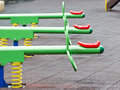 Colorful Seesaw.