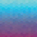 Colorful shiny blue and violet geometric background. Vector illustration.