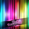 Colorful and shiny stripes background. With place for your text Stock Images