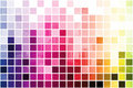 Colorful Simplistic and Minimalist Abstract Royalty Free Stock Photo