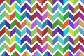 Colorful Skew Pattern Stock Photos