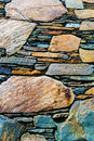 Colorful Slate Stone Background Royalty Free Stock Photo