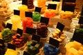 Colorful Soaps in Grand Bazaar Ä°stanbul