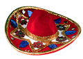 Colorful sombrero Royalty Free Stock Photography