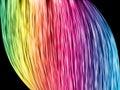 Spectrum Royalty Free Stock Photo
