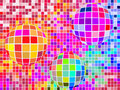 Colorful spheres Royalty Free Stock Images