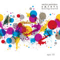Colorful splattered web design repeat pattern, art ink blob, multilayered paintbrush drawing. Bright graffiti transparent
