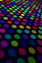 Colorful Spot Pattern Royalty Free Stock Photo