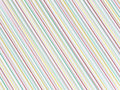 Colorful straw background sweet for Royalty Free Stock Photo