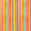 Colorful striped (stripes pattern) background. Vector watercolor backdrop with rainbow texture for any modern design illustration