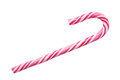 Colorful sweet candy cane. Stock Image