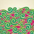 Colorful Swirls Stock Photos