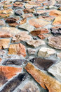Colorful and Textured Stone Stock Images