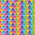 Colorful triangle background stock vector Stock Photo