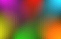 Colorful triangular abstract background in eps format cs file can be upscaled without any quality loss Royalty Free Stock Photos