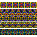 Colorful trim collection Stock Images