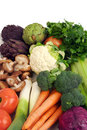 Colorful vegetable Royalty Free Stock Photo