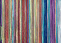 Colorful vertical stripes Royalty Free Stock Photo