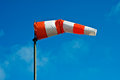 Colorful windsock Stock Photos