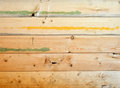 Colorful wooden tiles with some color patches for general surface application Royalty Free Stock Photo