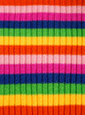 Colorful wool surface closeup of use for background or texture Stock Photos