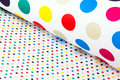 Colorful Wrapping Paper With D...