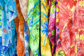 Colorful Wraps Royalty Free Stock Photography