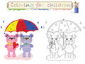Coloring for children . Stock Images