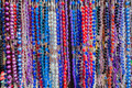 Colors Beadwork Close-up Stock Photography