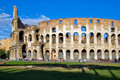 Colosseo in Rome Stock Photos
