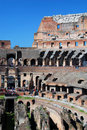 Colosseum/Colosseo Stockfoto